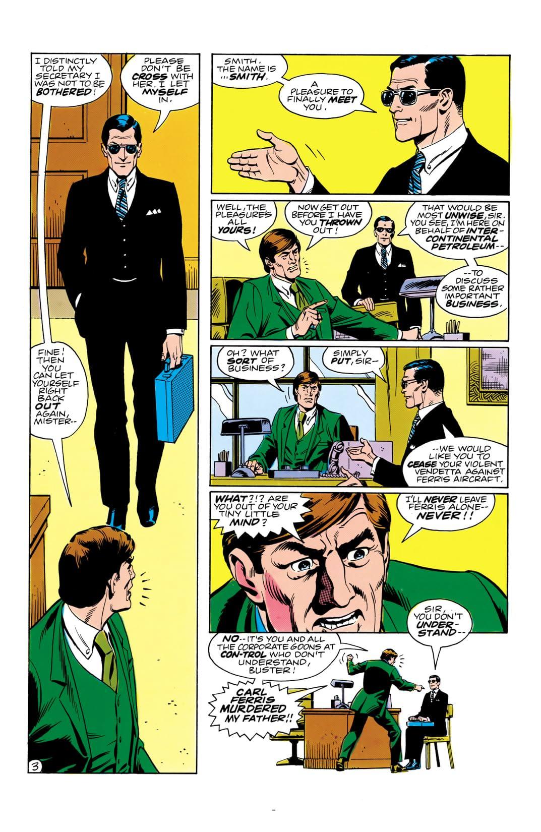 Green Lantern (1976-1986) #175
