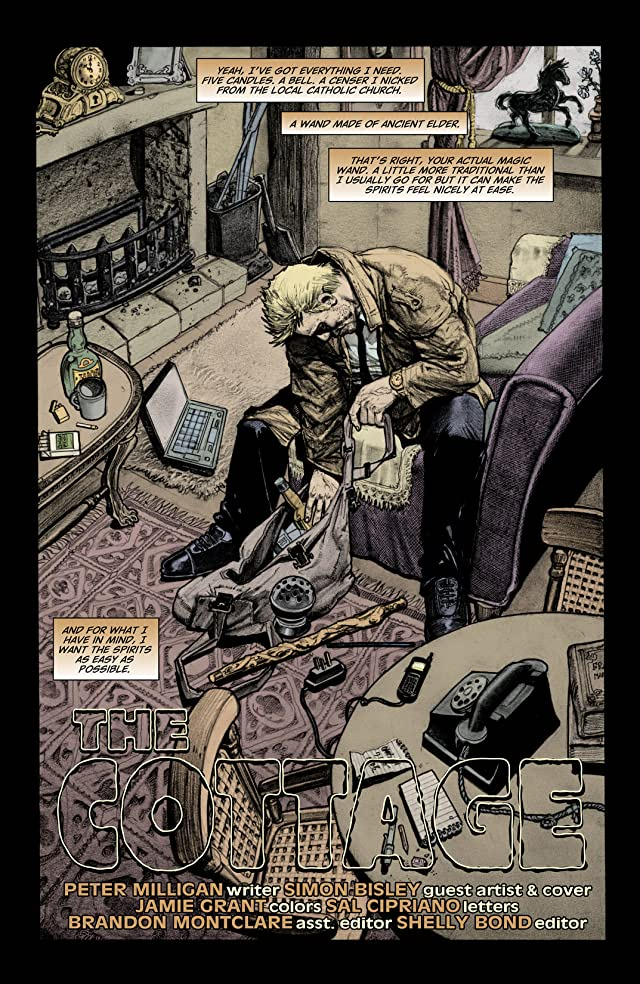 Hellblazer #259
