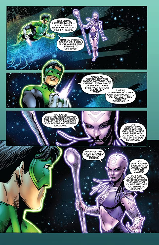 Green Lantern: New Guardians (2011-2015) #14