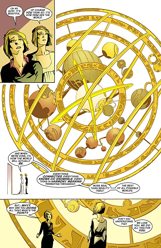 click for super-sized previews of House of Mystery (2008-2011) #39