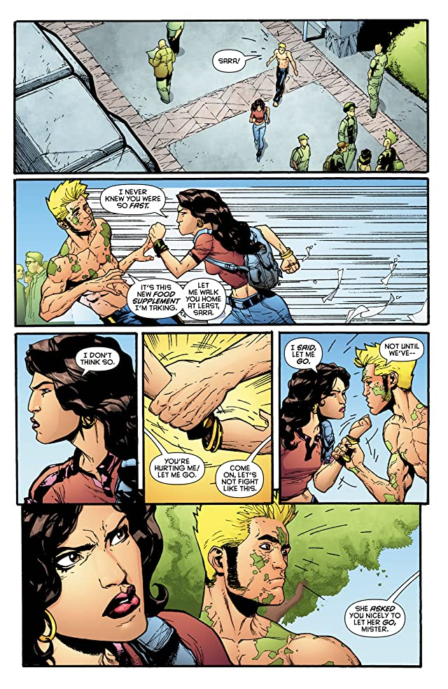 JLA: Classified #39
