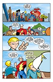 Justice League Unlimited #12