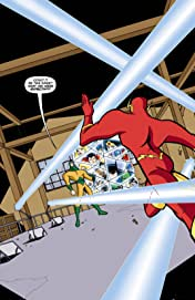 Justice League Unlimited #12