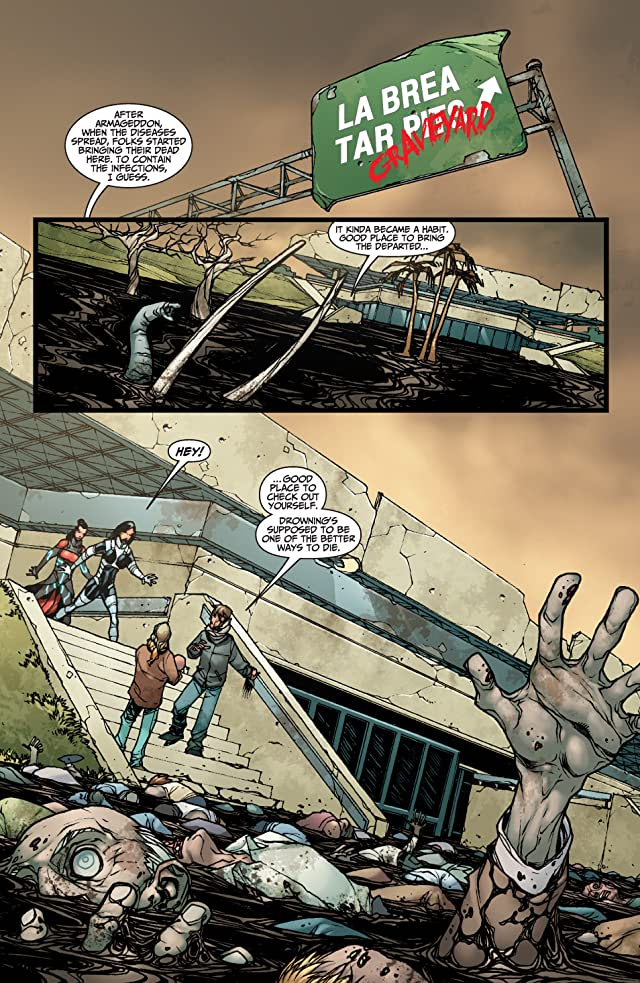click for super-sized previews of Wildcats #6