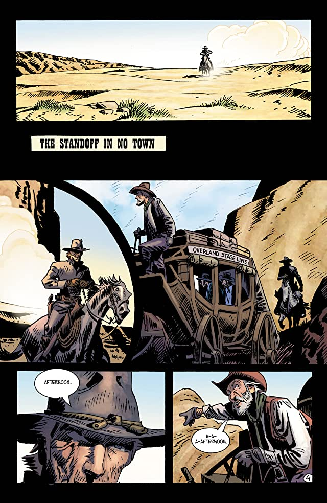 click for super-sized previews of Jonah Hex (2006-2011) #59