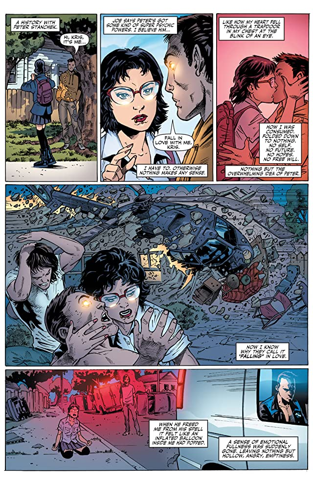click for super-sized previews of Harbinger (2012- ) #6: Digital Exclusives Edition