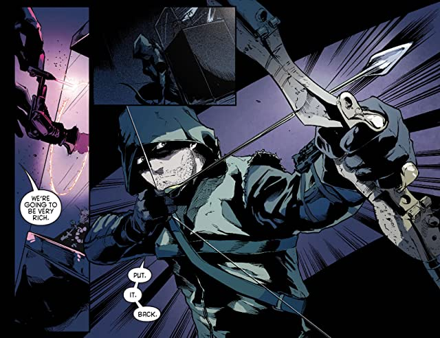 click for super-sized previews of Arrow (2012-2013) #7