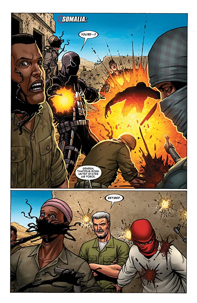 click for super-sized previews of Thunderbolts (2012-) #1