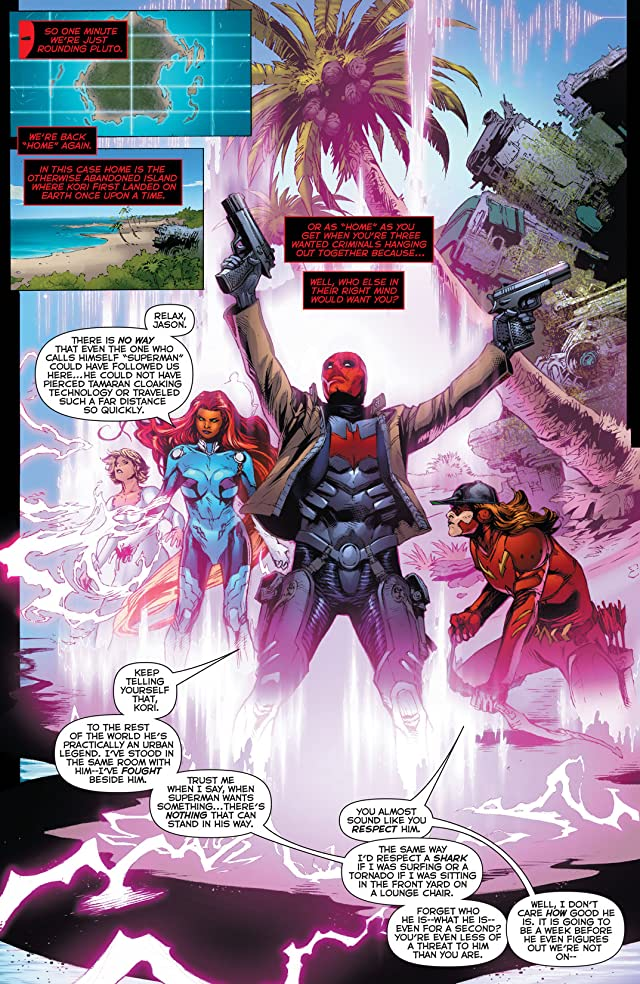Red Hood and the Outlaws (2011-2015) #14