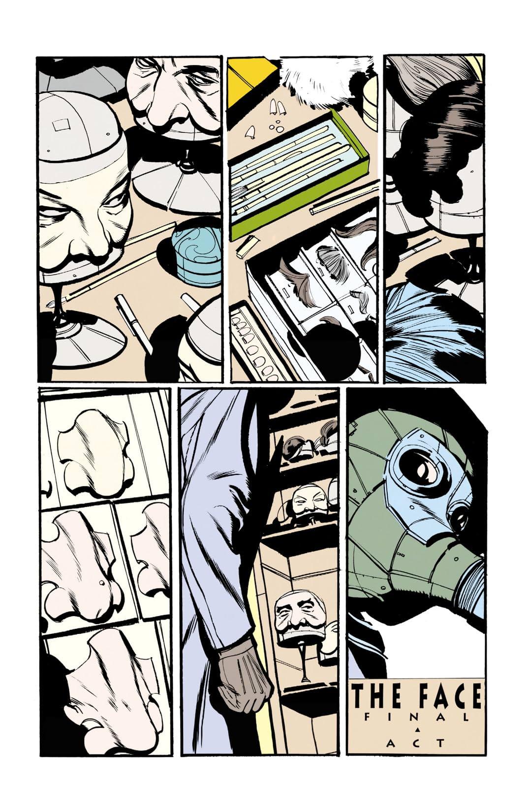 Sandman Mystery Theatre (1993-1999) #8