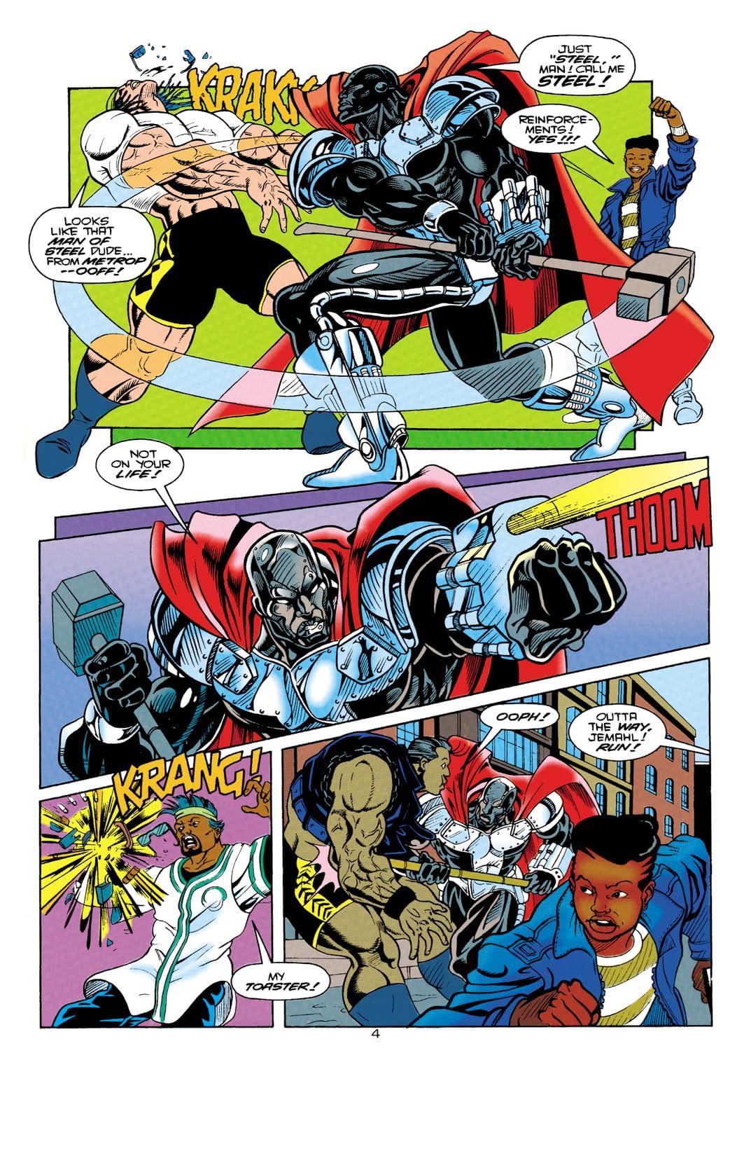 Steel (1994-1998) #2