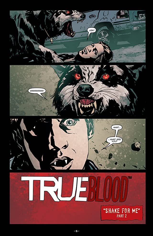 click for super-sized previews of True Blood (2012-2013) #7