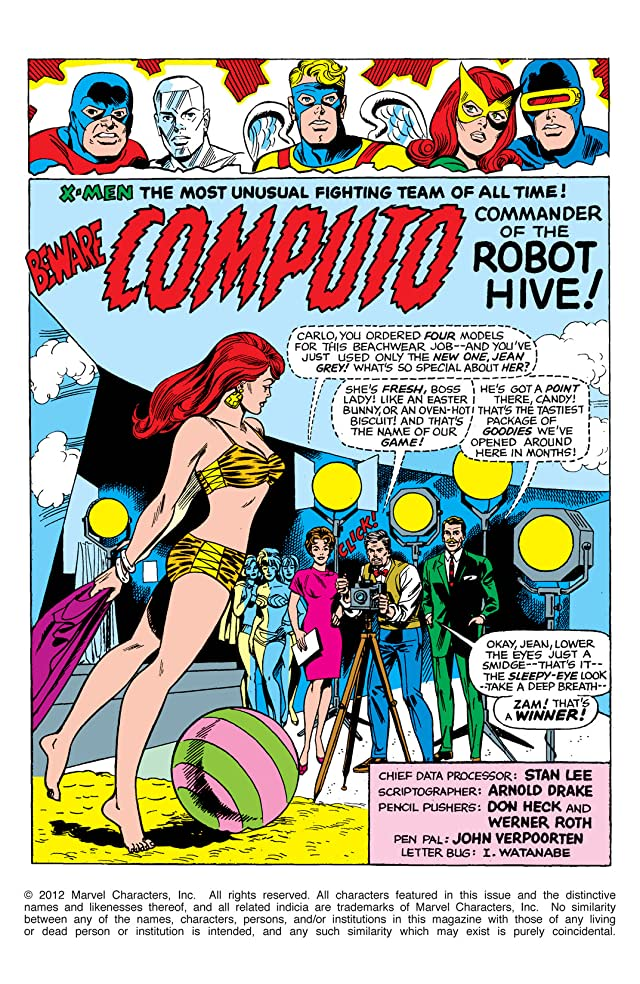 click for super-sized previews of Uncanny X-Men (1963-2011) #48