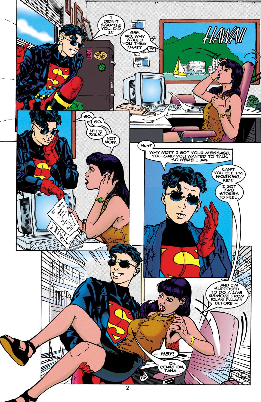 Superboy (1994-2002) #46