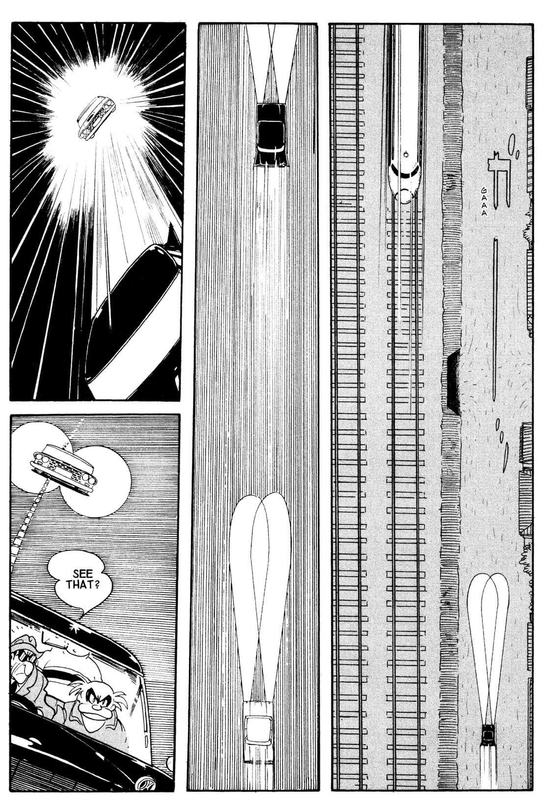 Cyborg 009 Vol. 3