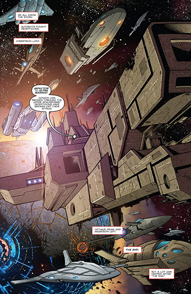 click for super-sized previews of Transformers: Prime - Rage of the Dinobots #1 (of 4)