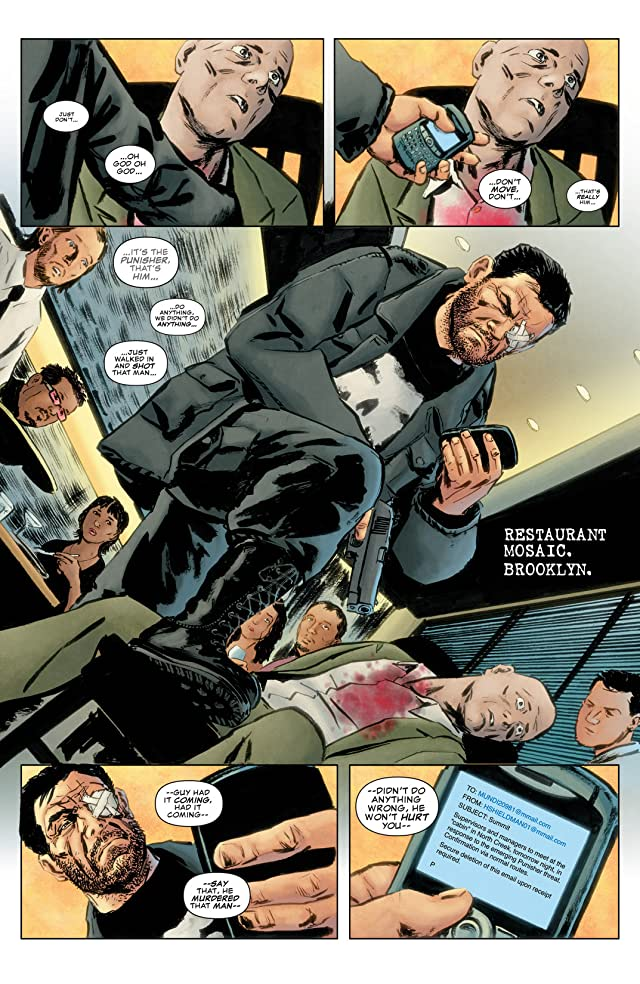 click for super-sized previews of Punisher (2011-2012) #6