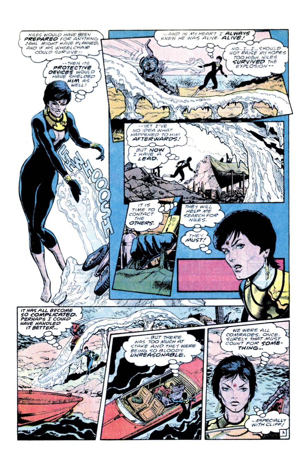 Doom Patrol (1987-1995) #1