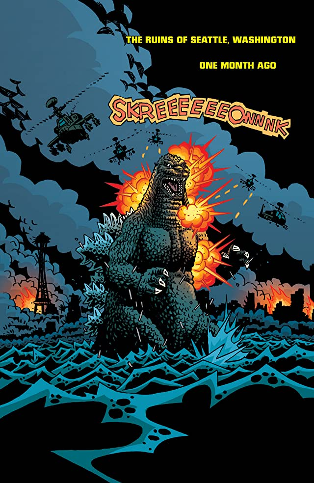 Godzilla (2011-2013) #7