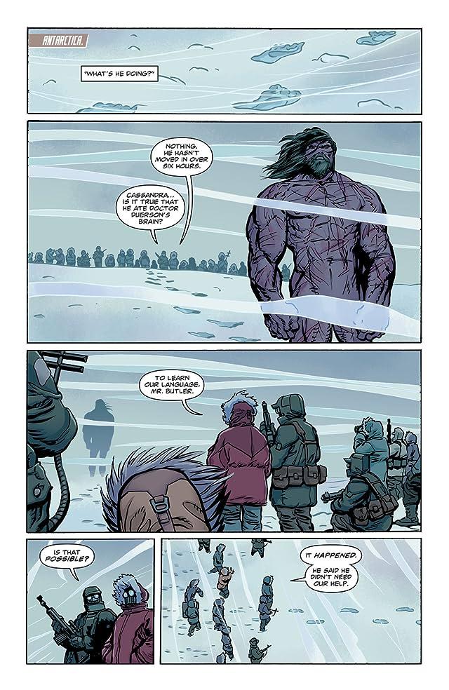 Wonder Woman (2011-) #14