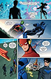Young Justice (2011-2013) #22