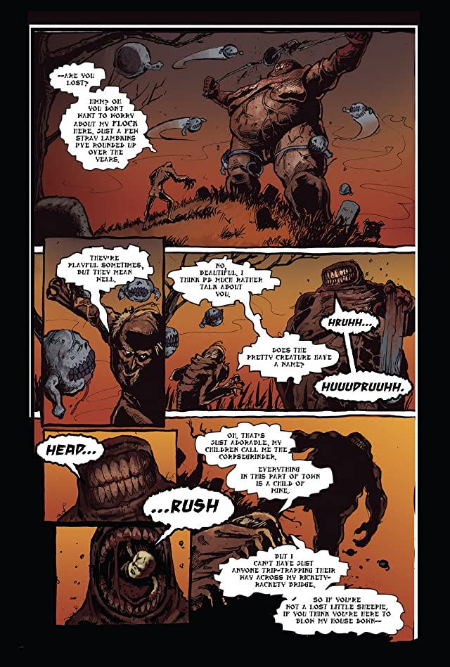 click for super-sized previews of Cancertown: Blasphemous Tumours