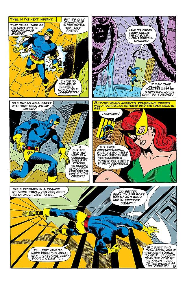 click for super-sized previews of Uncanny X-Men (1963-2011) #45