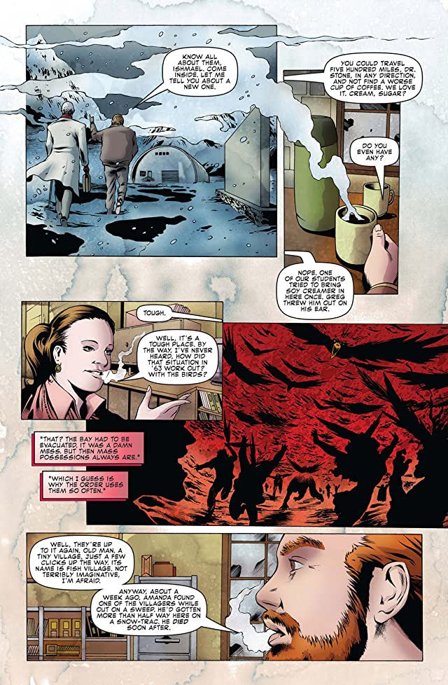 click for super-sized previews of Philosopher Rex #5
