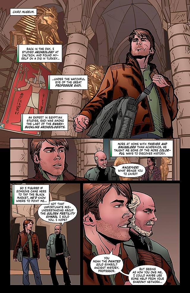 MacGyver: Fugitive Gauntlet #2 (of 5)