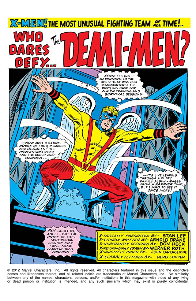 click for super-sized previews of Uncanny X-Men (1963-2011) #49