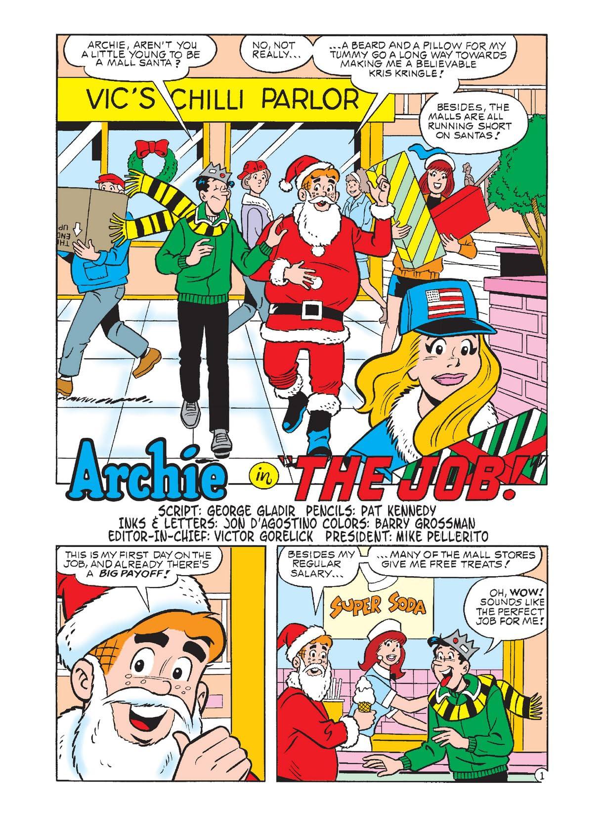 Archie Double Digest #235