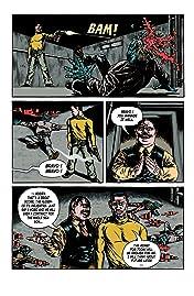 Zombie Terrors #4