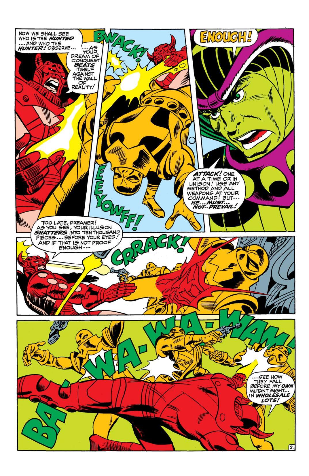 Uncanny X-Men (1963-2011) #52