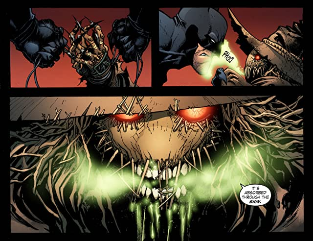 click for super-sized previews of Legends of the Dark Knight (2012-) #25