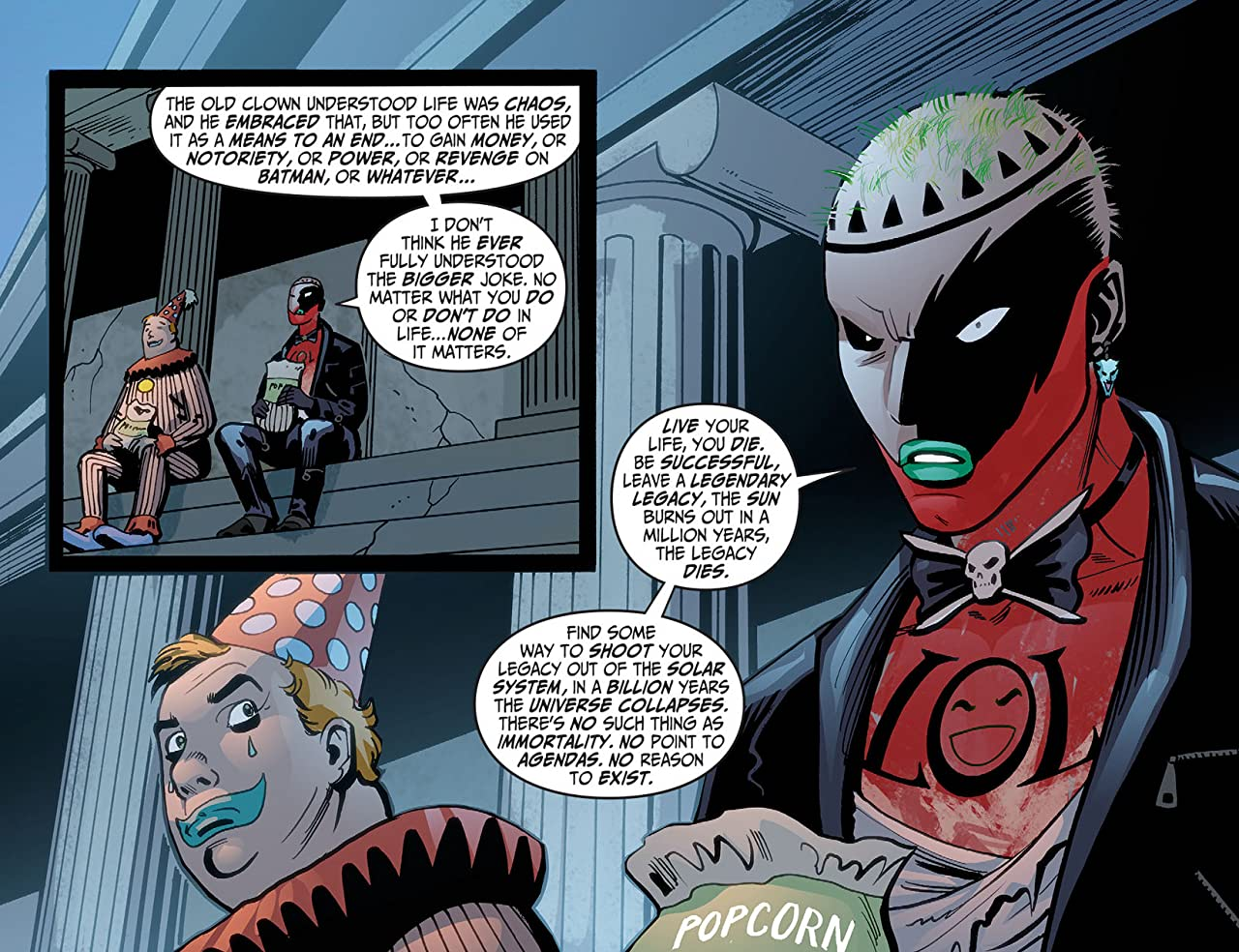 Batman Beyond (2012-2013) #14