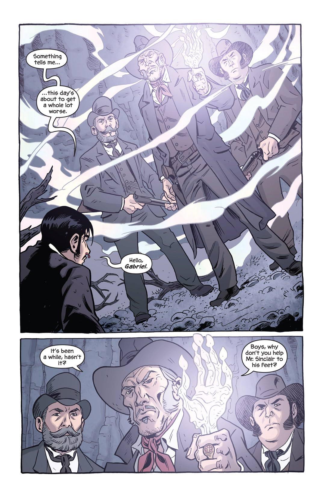 The Sixth Gun Vol. 4