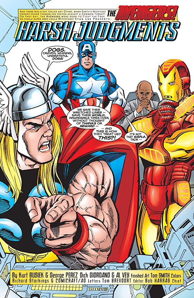 click for super-sized previews of Avengers (1998-2004) #24