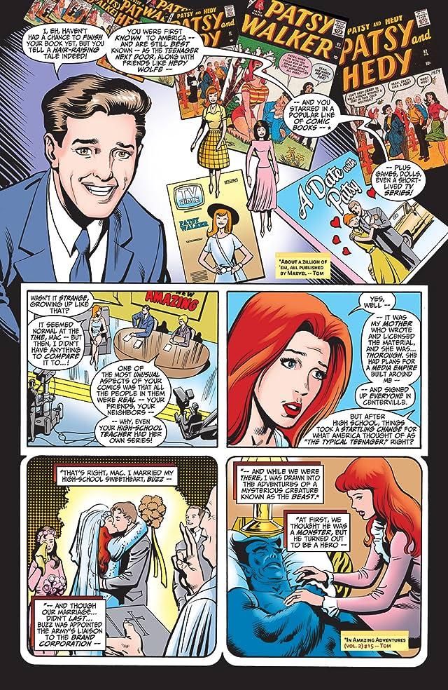 Avengers Annual 2000