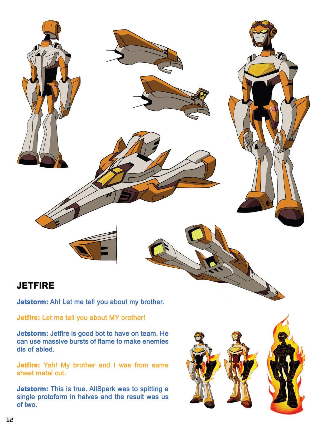 Transformers Animated: Allspark Almanac II