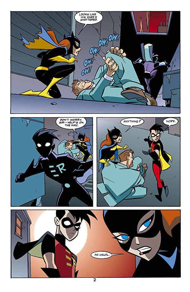 Batman: Gotham Adventures #38