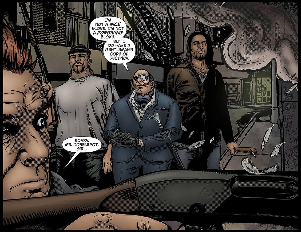 Batman: Arkham Unhinged #53