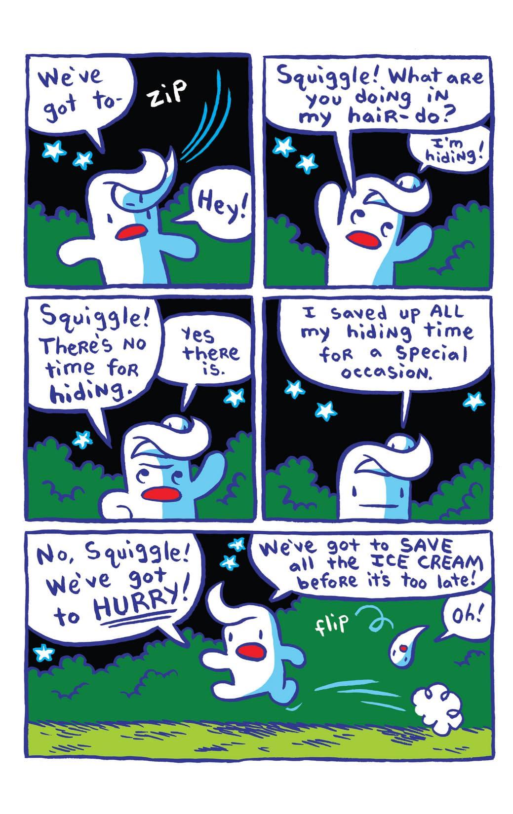 Tricky Treaters: Mini Comic 2012