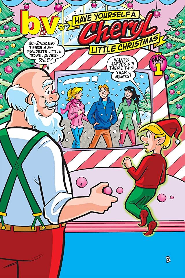 click for super-sized previews of Archie & Friends All-Stars: Christmas Stocking