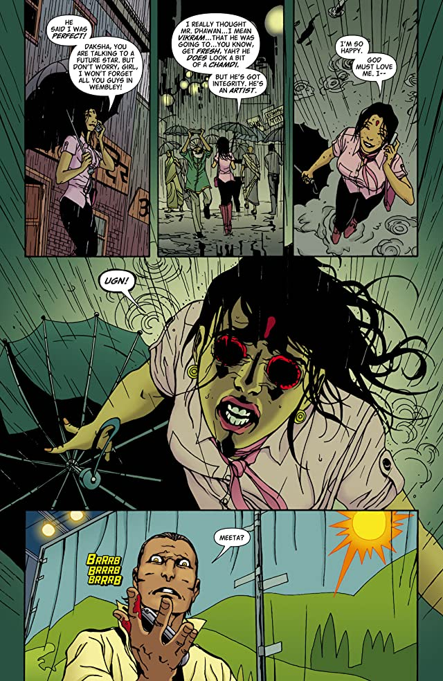 click for super-sized previews of Hellblazer #263