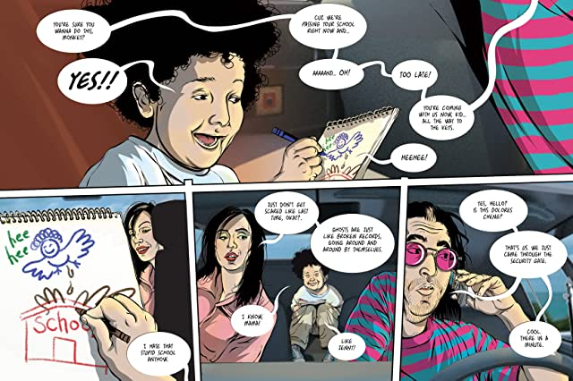 click for super-sized previews of Red Light Properties #10: Goodnight, Donnie Cheng