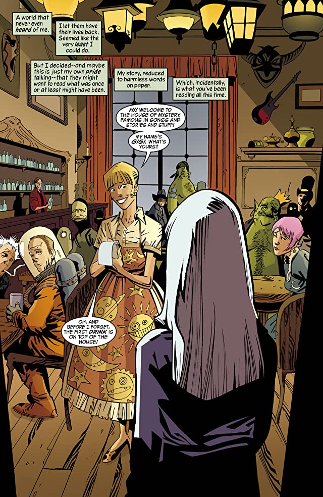 House of Mystery (2008-2011) #41