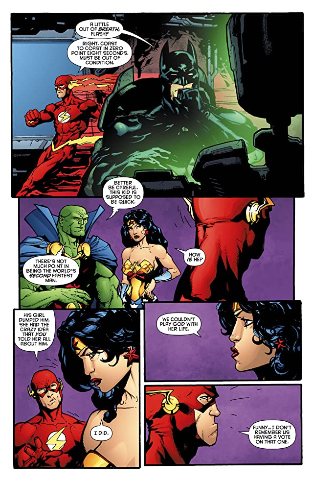 click for super-sized previews of JLA: Classified #40