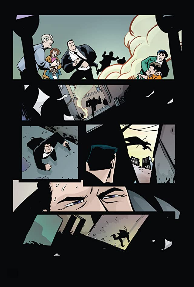 click for super-sized previews of Powers (2000-2004) #11