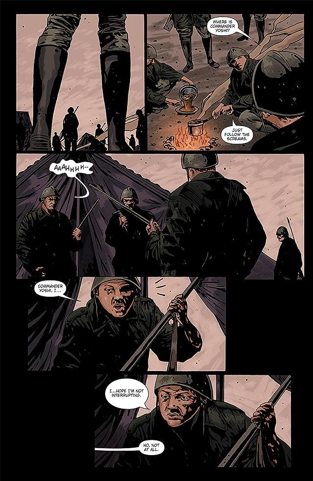 Swordsmith Assassin #4 (of 4)