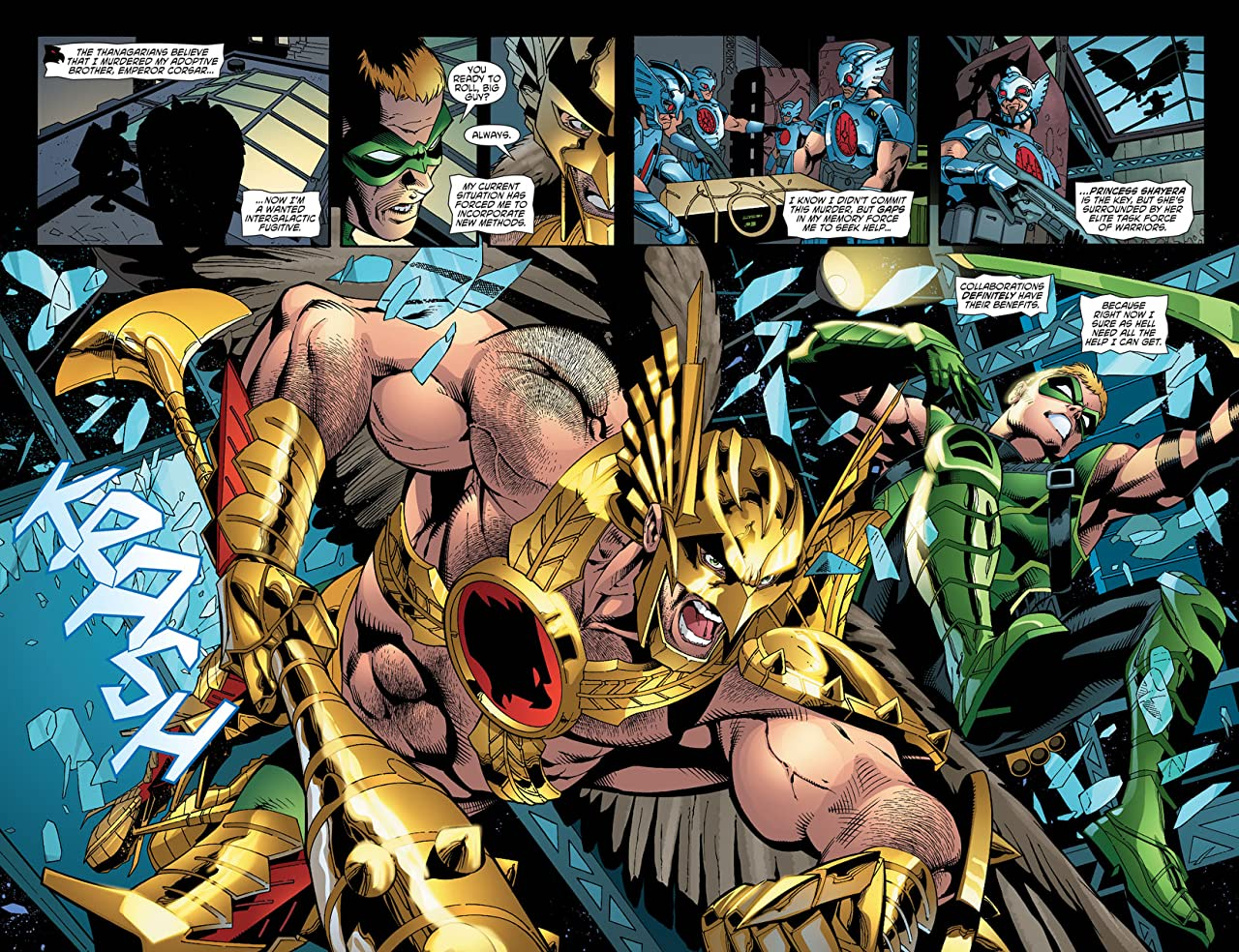 The Savage Hawkman (2011-2013) #14